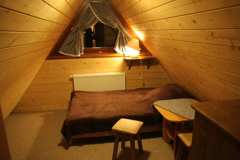 Widok na pokój Orla Perć